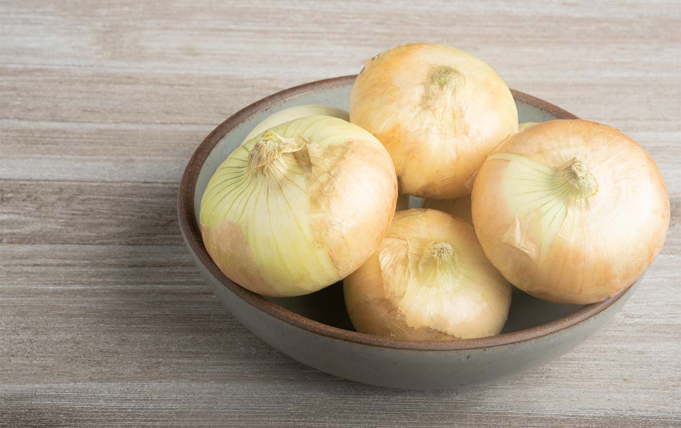 Vidalia Onions in a bowl